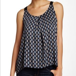 NWT Willow & Clay Challie double scoop tank--Small